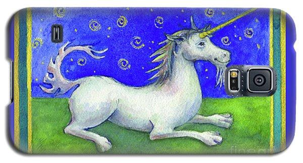 Unicorn Galaxy S5 Case