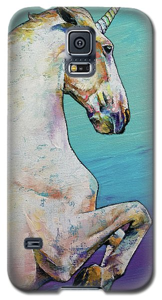 Unicorn Galaxy S5 Case