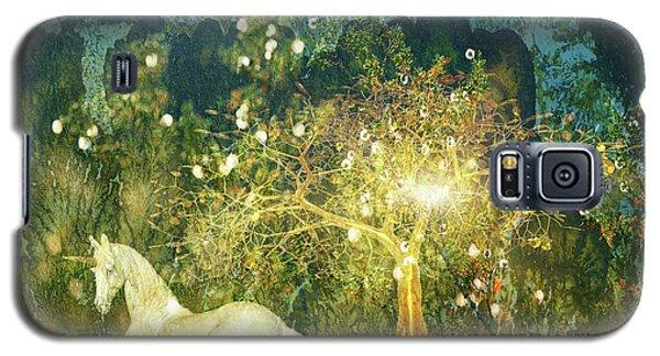 Unicorn Resting Series 3 Galaxy S5 Case