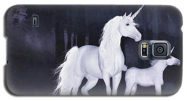 Unicorns In The Mist Galaxy S5 Case