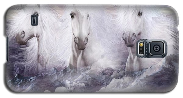 Unicorns Of The Mountains Galaxy S5 Case
