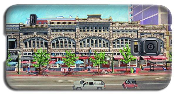 Union Block Building - Boise Galaxy S5 Case