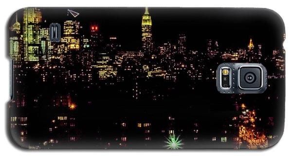 Union City Nj Traffic Galaxy S5 Case