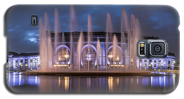 Union Fountain Galaxy S5 Case