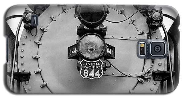 Galaxy S5 Case featuring the photograph Union Pacific 844 by Bud Simpson