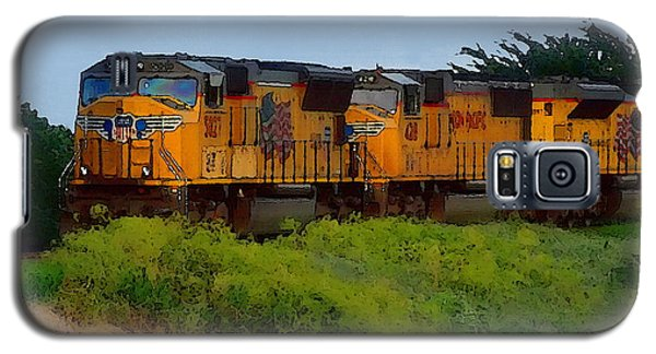 Union Pacific Line Galaxy S5 Case