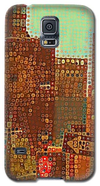 Union Square Bubbles Galaxy S5 Case