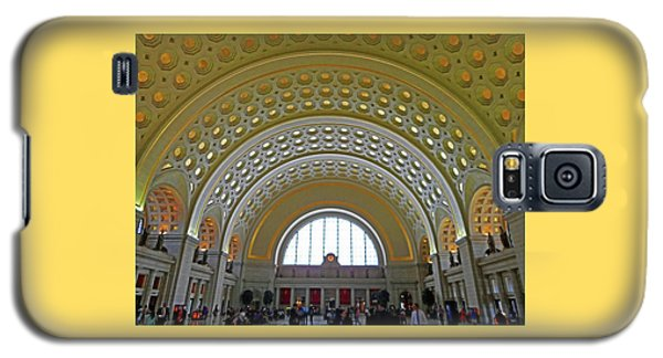 Union Station 12 Galaxy S5 Case