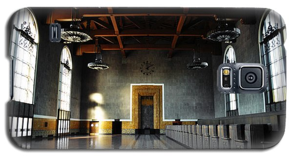 Galaxy S5 Case featuring the photograph Union Station Los Angeles by Kyle Hanson