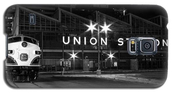Union Station Night Glow Galaxy S5 Case