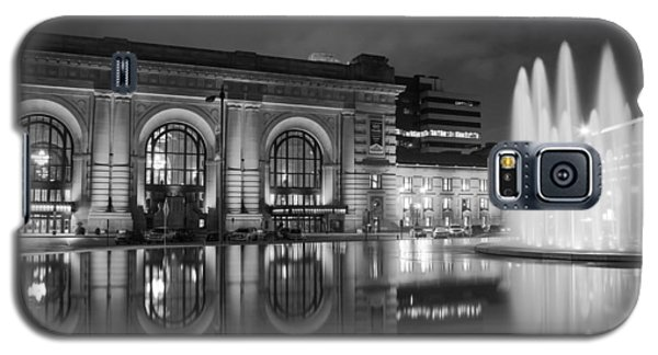 Union Station Reflections Galaxy S5 Case by Steven Bateson