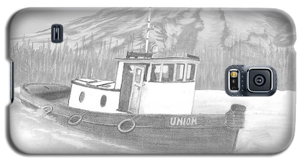 Tugboat Union Galaxy S5 Case by Terry Frederick