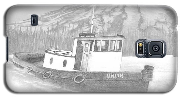Tugboat Union Galaxy S5 Case