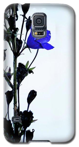 Unique Flower Galaxy S5 Case