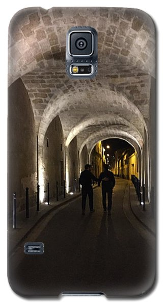 Unique Walkway Galaxy S5 Case