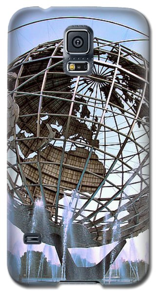 Unisphere With Fountains Galaxy S5 Case