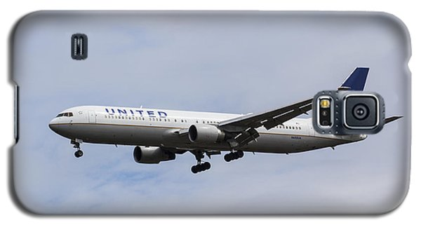 United Airlines Boeing 767 Galaxy S5 Case