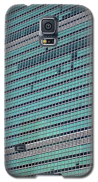 Galaxy S5 Case featuring the photograph United Nations 2 by Randall Weidner
