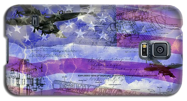 United States Armed Forces One Galaxy S5 Case