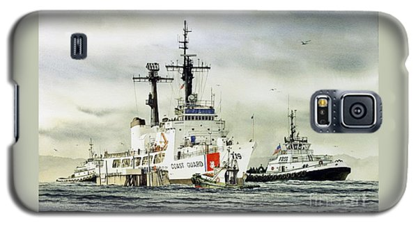 United States Coast Guard Boutwell Galaxy S5 Case