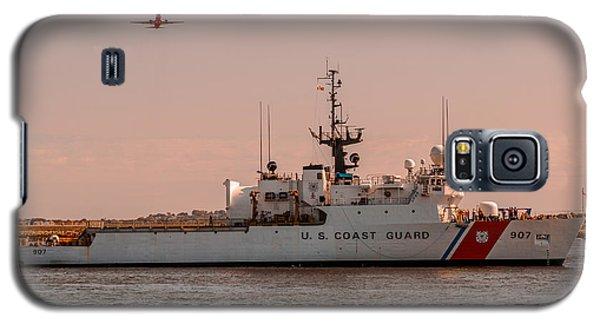 United States Coast Guard Cutter Escanaba Wmec-907 Galaxy S5 Case
