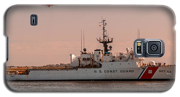 United States Coast Guard Cutter Escanaba Wmec-907 Galaxy S5 Case