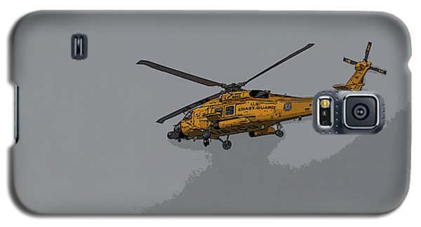 United States Coast Guard Helicopter Galaxy S5 Case