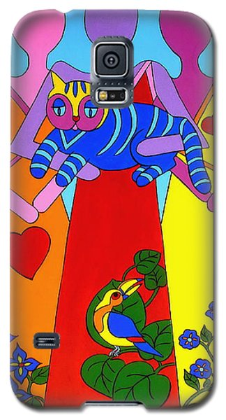 Unity 8 Galaxy S5 Case by Stephanie Moore