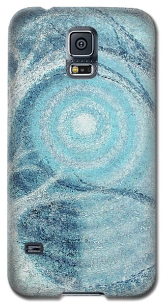 Galaxy S5 Case featuring the painting Unity by Holly Carmichael