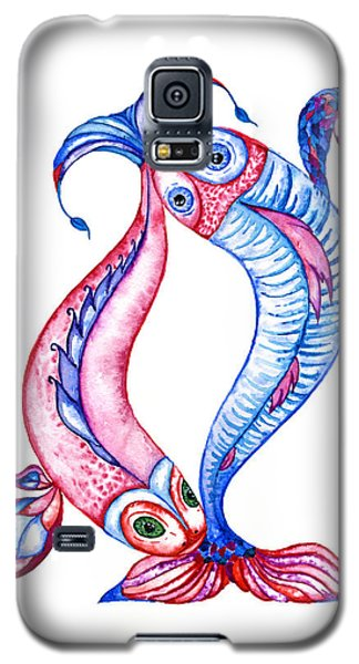 Unity Of Opposites. Perfect Couple Galaxy S5 Case