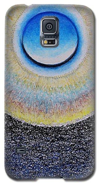 Universal Eye In Blue Galaxy S5 Case