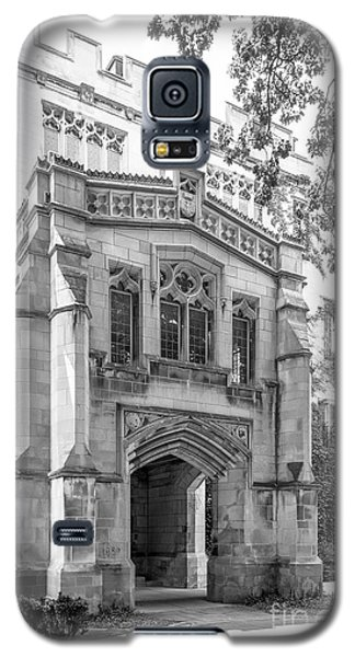 University Of Chicago Social Sciences Galaxy S5 Case by University Icons