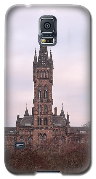 University Of Glasgow At Sunrise Galaxy S5 Case
