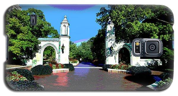 University Of Indiana Galaxy S5 Case