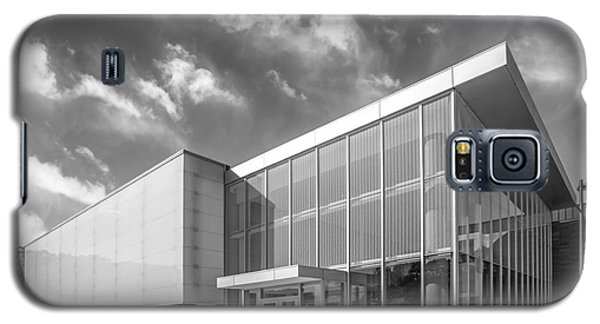University Of Michigan Arthur Miller Theater Galaxy S5 Case by University Icons