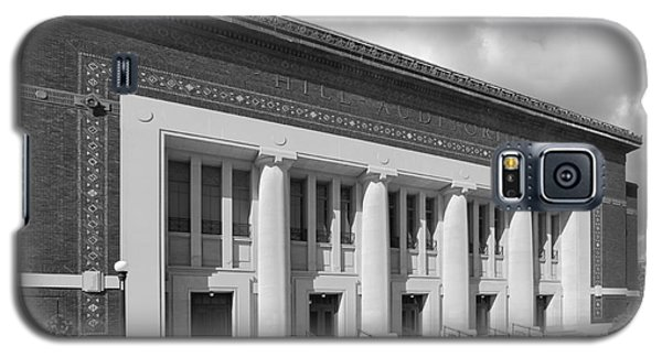 University Of Michigan Hill Auditorium Galaxy S5 Case by University Icons
