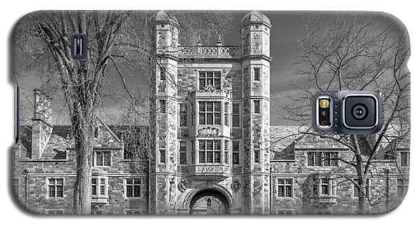 University Of Michigan Law Quad Galaxy S5 Case by University Icons