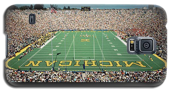 University Of Michigan Stadium, Ann Galaxy S5 Case by Panoramic Images