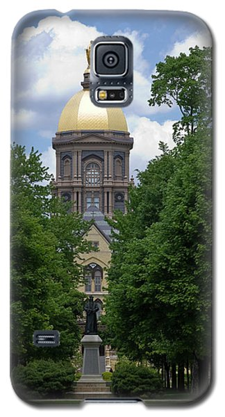 University Of Notre Dame Golden Dome Galaxy S5 Case