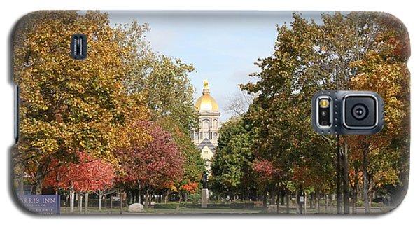University Of Notre Dame Galaxy S5 Case