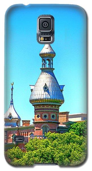 University Of Tampa Minaret Fl Galaxy S5 Case
