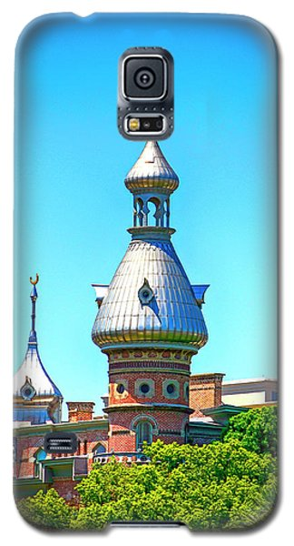 University Of Tampa Minaret Fl Galaxy S5 Case