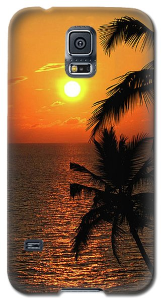 Unknown Paradise Galaxy S5 Case