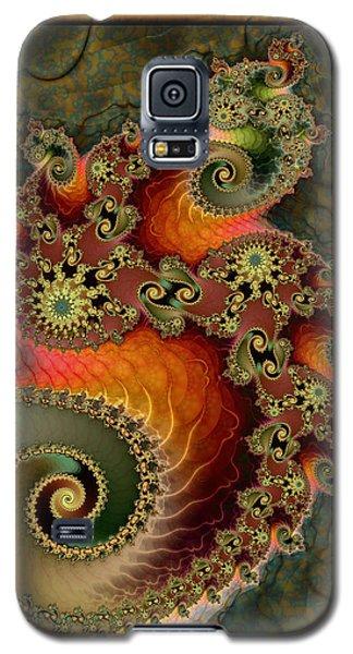 Unleashed Dragon Galaxy S5 Case