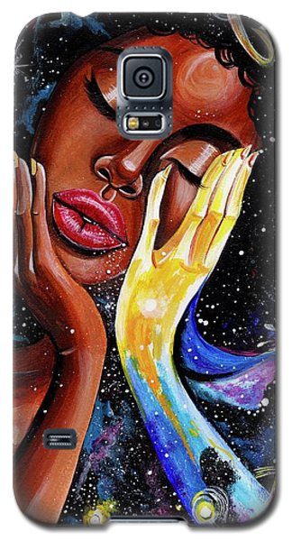 Galaxy S5 Case - Unlocked U.never.see.all by Artist RiA