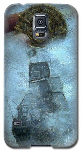 Unnatural Fog Galaxy S5 Case by Benjamin Dean