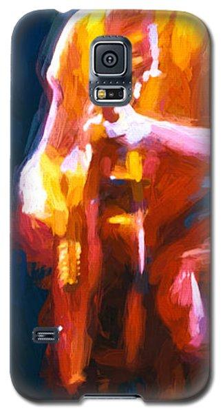 Unplugged Galaxy S5 Case by Bob Orsillo