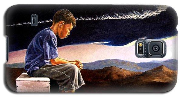 Unscarred Mountain Galaxy S5 Case