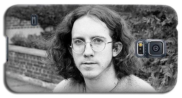 Unshaven Photographer, 1972 Galaxy S5 Case