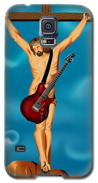 Until There Was Rock You Only Had God Galaxy S5 Case